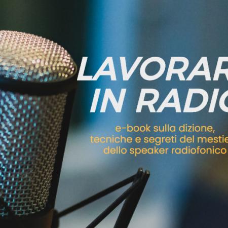 """E-Book """"Lavorare in radio"""""""